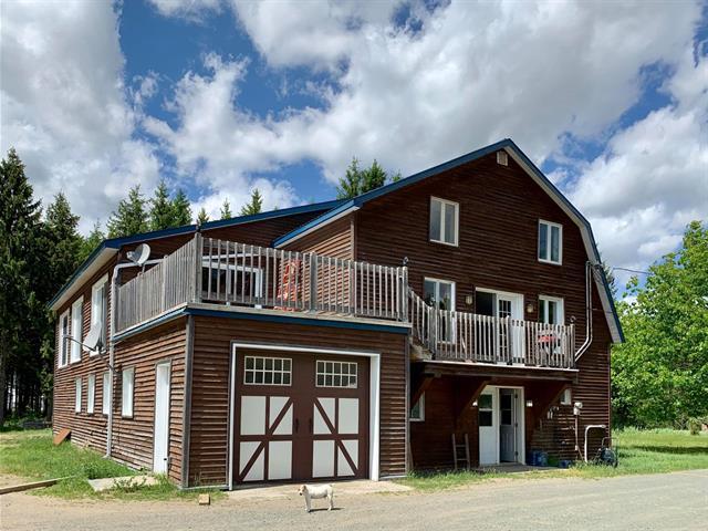 Fermette à vendre à Saint-Léonard-d'Aston, Centre-du-Québec, 255Z, Rang du Haut-de-l'Île, 27765688 - Centris.ca