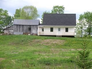 Maison à vendre à Saint-Zacharie, Chaudière-Appalaches, 7520, 7e Rang, 20933780 - Centris.ca