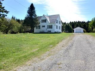 Maison à vendre à Pohénégamook, Bas-Saint-Laurent, 1060, Rang  Ignace-Nadeau, 10926683 - Centris.ca