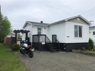 Mobile home for sale in Val-d'Or, Abitibi-Témiscamingue, 1068, Rue du Nickel, 28364276 - Centris.ca