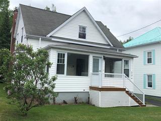 Maison à vendre à Thetford Mines, Chaudière-Appalaches, 224, Rue  Alfred, 13986130 - Centris.ca