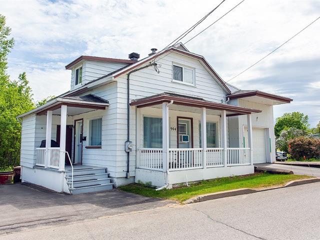 Maison à vendre à Portneuf, Capitale-Nationale, 904, Rue  Saint-Charles, 22492506 - Centris.ca