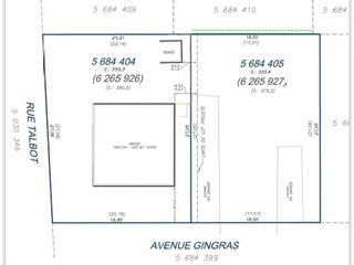 Lot for sale in Saint-Agapit, Chaudière-Appalaches, 1039, Avenue  Gingras, 10206826 - Centris.ca