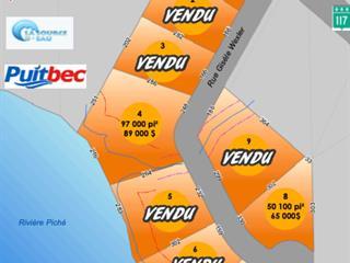 Terrain à vendre à Val-d'Or, Abitibi-Témiscamingue, 176, Chemin  Gisèle-Wexler, 11194980 - Centris.ca