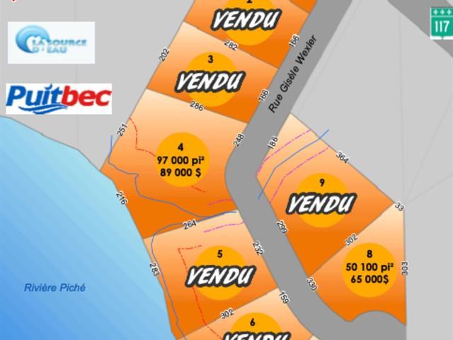 Terrain à vendre à Val-d'Or, Abitibi-Témiscamingue, 189, Chemin  Gisèle-Wexler, 21413434 - Centris.ca