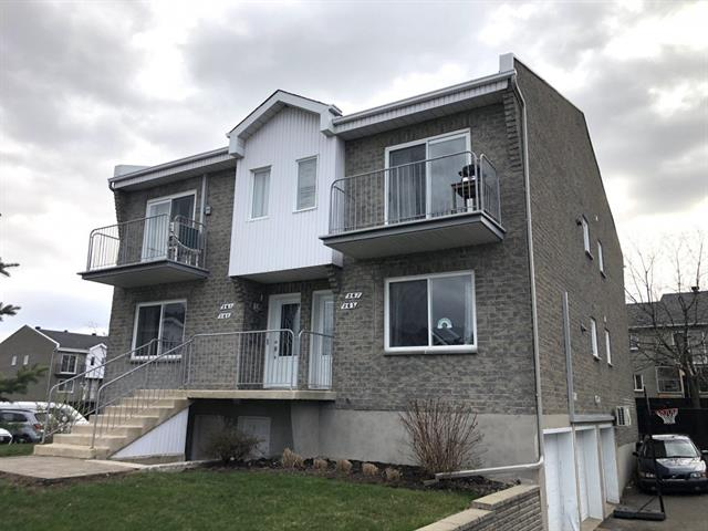 Income properties for sale in Terrebonne (Terrebonne), Lanaudière, 559 - 567, Rue de Castille, 20005920 - Centris.ca