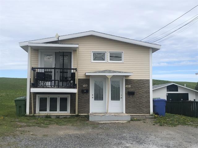Duplex à vendre à Mont-Joli, Bas-Saint-Laurent, 408 - 410, Avenue du Sanatorium, 23635851 - Centris.ca