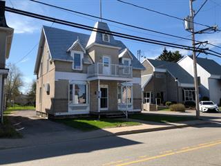 Duplex à vendre à Saint-Stanislas (Mauricie), Mauricie, 1280 - 1290, Rue  Principale, 22772105 - Centris.ca