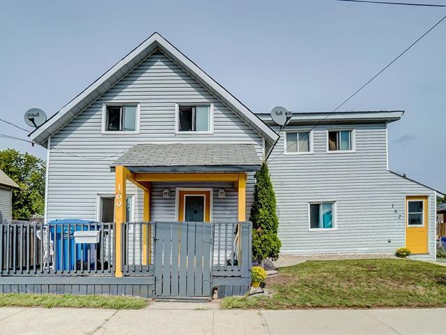 Triplex à vendre à Gatineau (Buckingham), Outaouais, 167, Rue  Louisa, 28020823 - Centris.ca