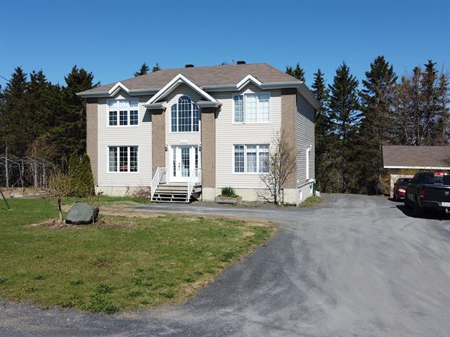 Maison à vendre à Sainte-Justine, Chaudière-Appalaches, 213, boulevard  Lessard, 12464454 - Centris.ca
