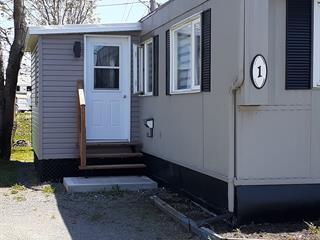 Maison mobile à vendre à Lévis (Desjardins), Chaudière-Appalaches, 4740, boulevard  Guillaume-Couture, app. 1, 22435060 - Centris.ca