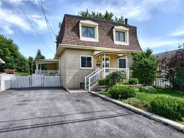 Maison à vendre à Brossard, Montérégie, 5842, Rue  Aline, 17399946 - Centris.ca