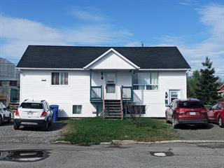 Duplex à vendre à Amos, Abitibi-Témiscamingue, 2 - 4, Rue  Mongrain, 11082932 - Centris.ca