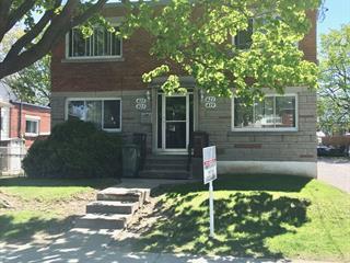 Quadruplex for sale in Montréal (LaSalle), Montréal (Island), 419 - 425, Rue  Comte, 27325641 - Centris.ca