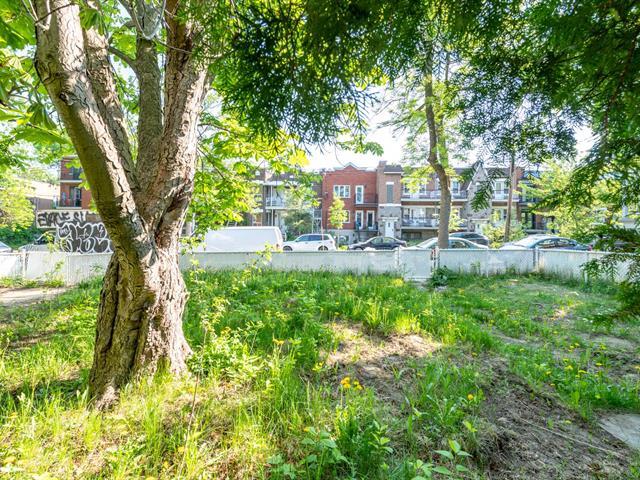 Terrain à vendre à Montréal (Rosemont/La Petite-Patrie), Montréal (Île), 6752, Rue des Écores, 28082399 - Centris.ca