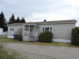 Maison mobile à vendre à Dolbeau-Mistassini, Saguenay/Lac-Saint-Jean, 627, Rue  De Quen, 15363183 - Centris.ca