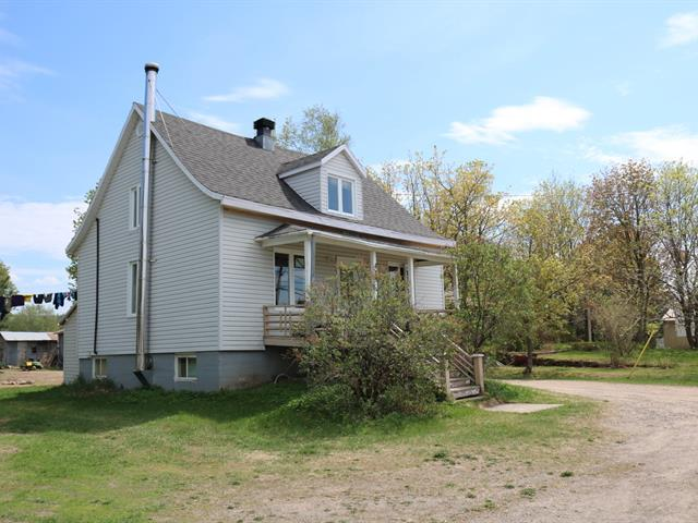 House for sale in Sainte-Louise, Chaudière-Appalaches, 448, Rue  Principale, 27454489 - Centris.ca