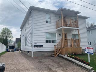 Triplex for sale in Alma, Saguenay/Lac-Saint-Jean, 1130 - 1138, Rue  Boivin, 27477750 - Centris.ca