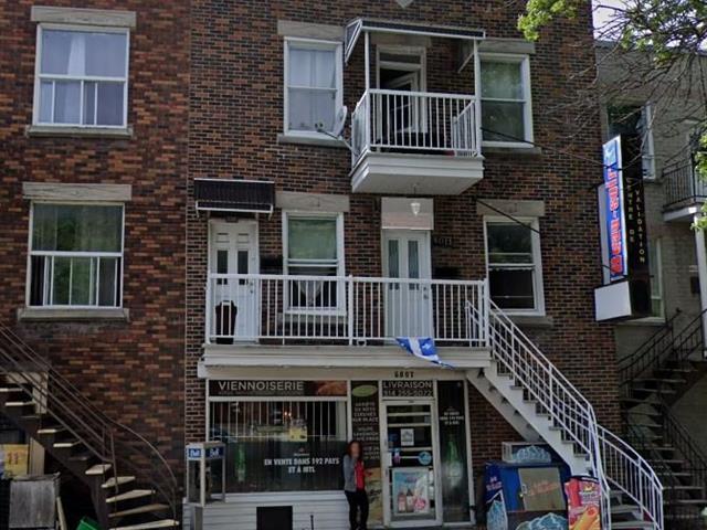 Triplex for sale in Montréal (Mercier/Hochelaga-Maisonneuve), Montréal (Island), 6007 - 6011, Rue  La Fontaine, 15355228 - Centris.ca