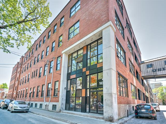 Loft / Studio for sale in Montréal (Ville-Marie), Montréal (Island), 1830, Rue  Panet, apt. 215, 12243985 - Centris.ca