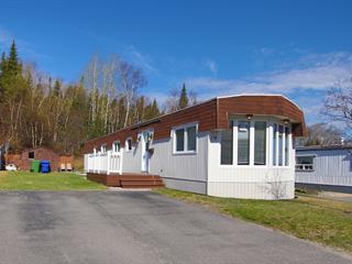 Maison mobile à vendre à Baie-Comeau, Côte-Nord, 19, Avenue  La Fontaine, 28143184 - Centris.ca