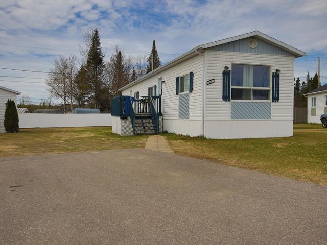 Mobile home for sale in Baie-Comeau, Côte-Nord, 3391, Rue  Albanel, 11113604 - Centris.ca