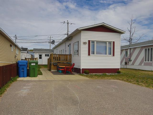 Mobile home for sale in Baie-Comeau, Côte-Nord, 3277, Rue  Morel, 15023420 - Centris.ca