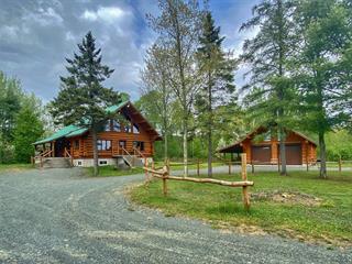 Chalet à vendre à Saint-Samuel, Centre-du-Québec, 198Z, 3e Rang Est, 28923601 - Centris.ca