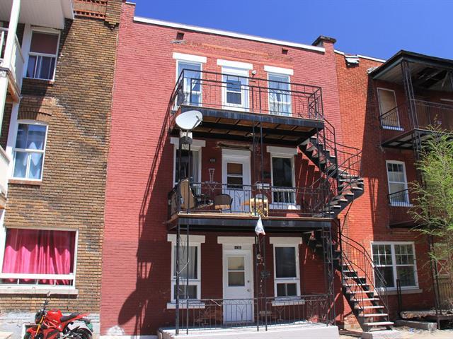 Triplex à vendre à Trois-Rivières, Mauricie, 1130 - 1134, Rue  Sainte-Angèle, 16174618 - Centris.ca