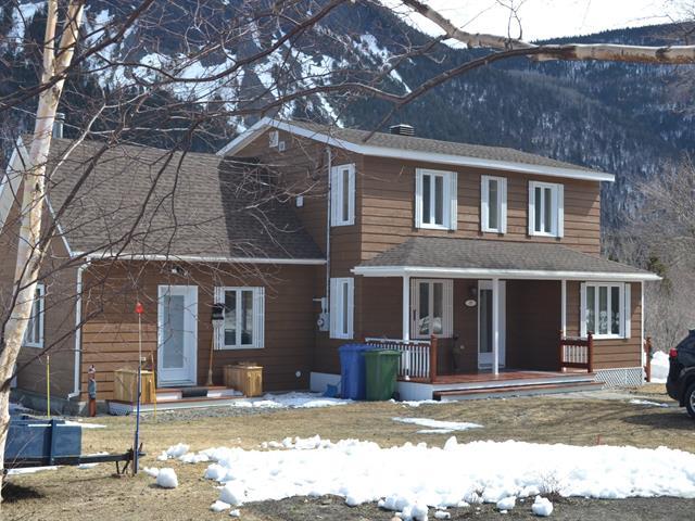 House for sale in Mont-Saint-Pierre, Gaspésie/Îles-de-la-Madeleine, 99, Route  Pierre-Godefroi-Coulombe, 18933310 - Centris.ca