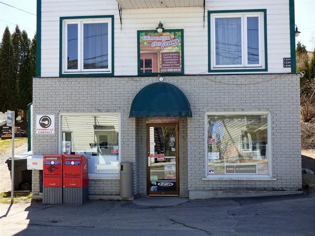 Commerce à vendre à Alma, Saguenay/Lac-Saint-Jean, 1222, Rue  Scott Ouest, 17483681 - Centris.ca