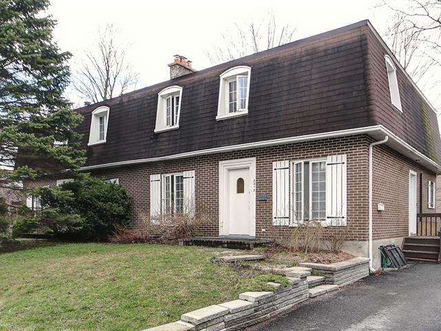 Maison à vendre à Québec (Sainte-Foy/Sillery/Cap-Rouge), Capitale-Nationale, 2017, Rue du Père-Massé, 17715596 - Centris.ca