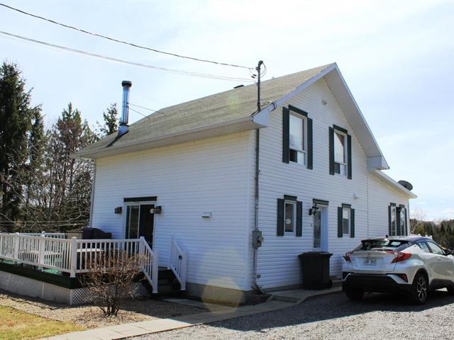 Maison à vendre à Rivière-à-Pierre, Capitale-Nationale, 663, Avenue des Sables Est, 20799491 - Centris.ca
