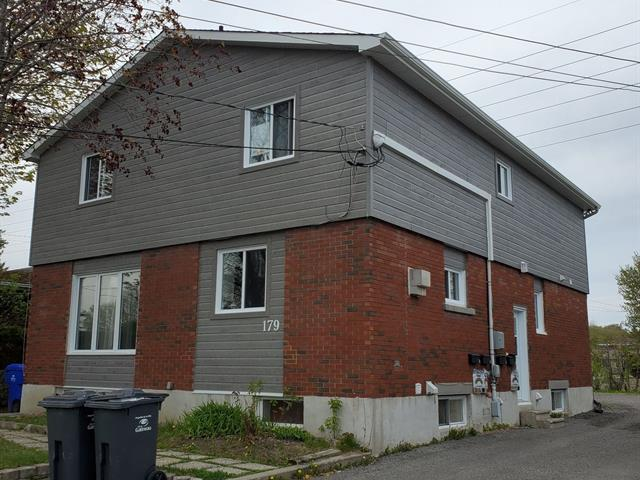 Quadruplex à vendre à Gatineau (Gatineau), Outaouais, 179, Rue  Isaac-Jogues, 22432123 - Centris.ca