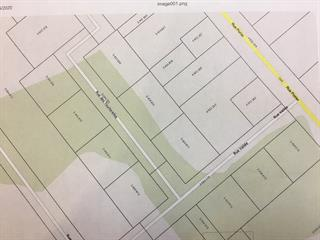 Lot for sale in Thetford Mines, Chaudière-Appalaches, Rue  Vallée, 24705570 - Centris.ca