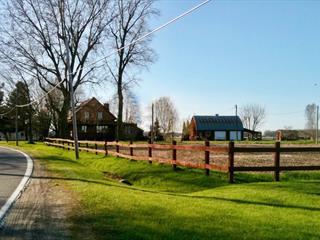 Hobby farm for sale in Pierreville, Centre-du-Québec, 320Z, Rang du Chenal-Tardif, 17662058 - Centris.ca
