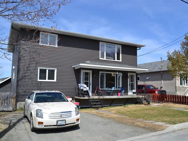 Duplex for sale in Rouyn-Noranda, Abitibi-Témiscamingue, 929 - 931, Rue  Bureau, 21089821 - Centris.ca