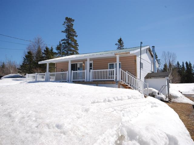 House for sale in Port-Daniel/Gascons, Gaspésie/Îles-de-la-Madeleine, 107, Route  Benwell, 20569464 - Centris.ca