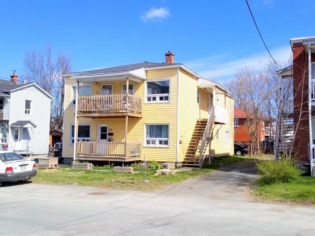 Quadruplex for sale in Sherbrooke (Fleurimont), Estrie, 529 - 535, Rue  Mercier, 26606889 - Centris.ca