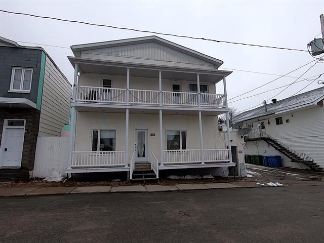 Triplex for sale in Normétal, Abitibi-Témiscamingue, 75 - 75B, Rue  Commerciale, 21550960 - Centris.ca