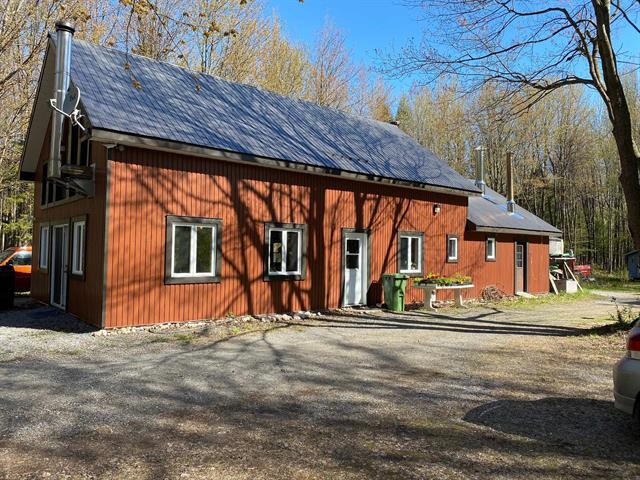 Land for sale in Saint-Jude, Montérégie, 2400, Rang  Salvail Nord, 21915348 - Centris.ca