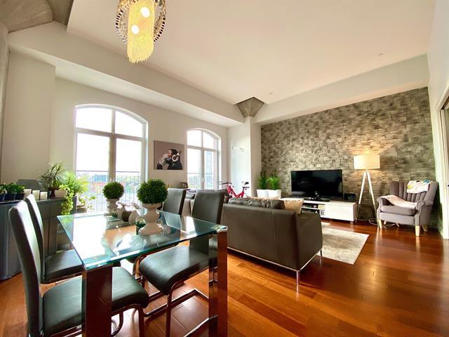 Condo / Appartement à louer à Montréal (Ville-Marie), Montréal (Île), 1000, Rue de la Commune Est, app. 813, 23144841 - Centris.ca