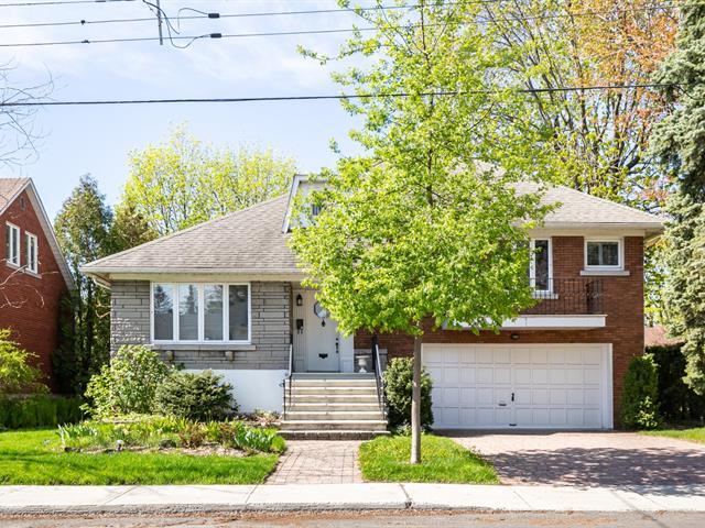 Maison à vendre à Montréal (Ahuntsic-Cartierville), Montréal (Île), 11550, Rue  Verville, 28102853 - Centris.ca