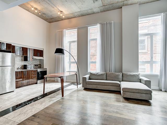 Condo / Apartment for rent in Montréal (Ville-Marie), Montréal (Island), 2011, Avenue  Joly, apt. 101, 17230405 - Centris.ca