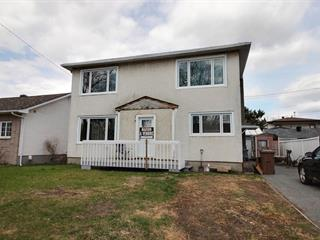 Duplex for sale in Rouyn-Noranda, Abitibi-Témiscamingue, 63 - 65, Avenue  Saint-Maurice, 15717528 - Centris.ca