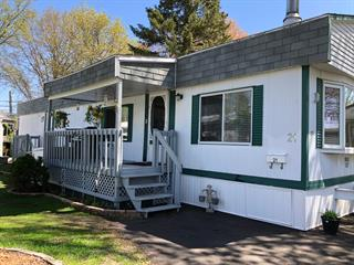 Mobile home for sale in Saint-Basile-le-Grand, Montérégie, 21, Rue de Lombardie, 27490198 - Centris.ca