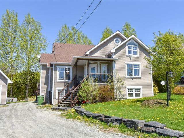 Maison à vendre à Sherbrooke (Brompton/Rock Forest/Saint-Élie/Deauville), Estrie, 3412 - 3414, Rue  Générations, 24283653 - Centris.ca