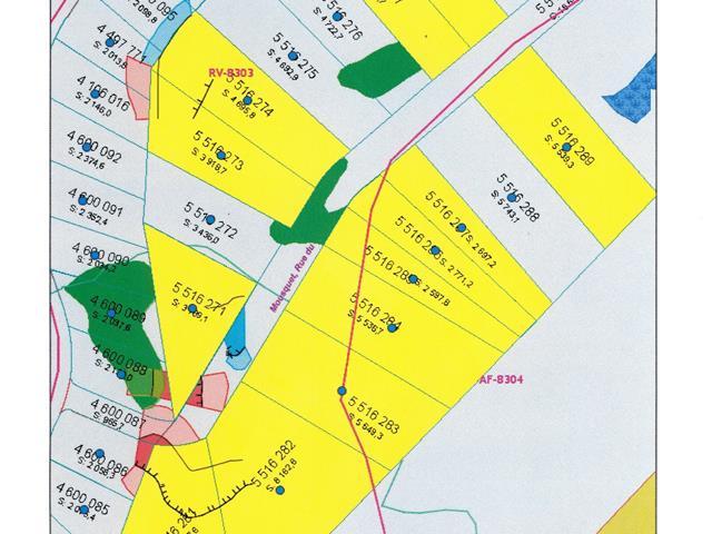 Terrain à vendre à Shawinigan, Mauricie, Rue du Mousquet, 12727644 - Centris.ca