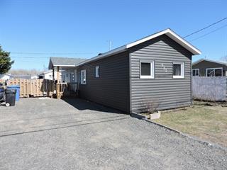 Mobile home for sale in Dolbeau-Mistassini, Saguenay/Lac-Saint-Jean, 631, Rue  De Quen, 11275602 - Centris.ca