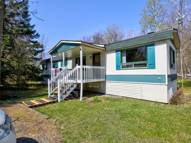 Maison mobile à vendre à Saint-Rémi, Montérégie, 524, Rang  Saint-Paul, app. A38, 21993663 - Centris.ca